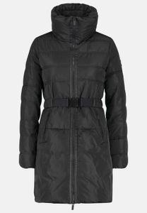 Goodyear Wintermantel Takotna mit hohem Kragen Black L