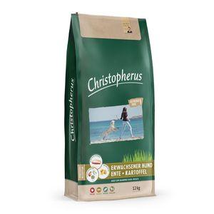 Christopherus Getreidefrei Ente&Kartoffel 12kg