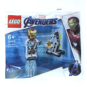 Lego Polybag Marvel Avengers Iron Man und Dum-E