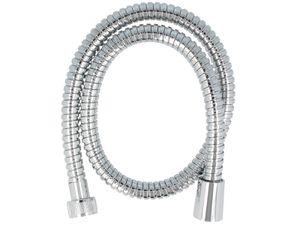 tecuro Verbindungsschlauch - Brauseschlauch 75 cm - metall verchromt