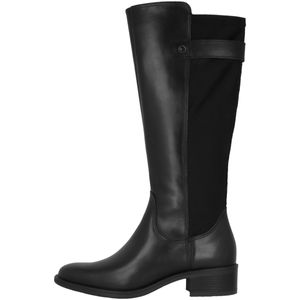 TAMARIS Damen Stiefel Schwarz, Schuhgröße:EUR 38