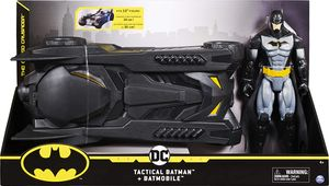 Spin Master 24583 BAT Batman Batmobile mit 30cm Batman