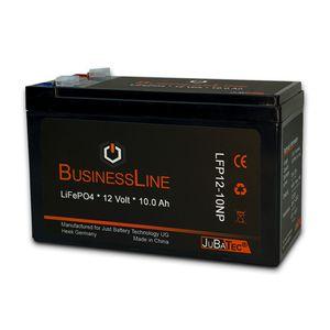 LiFePO4 Akku 12V 10Ah mit BMS (Batterie Management System)