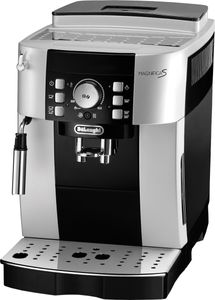 DeLonghi ECAM 21.116.SB Magnifica S Kaffeevollautomat Silber/Schwarz