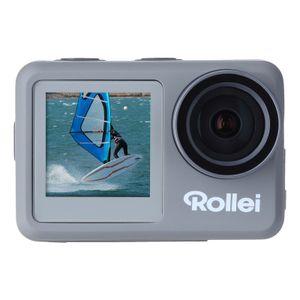 Rollei Actioncam 9S Plus, Farbe:Grau