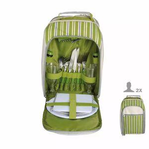 Esschert Design EL Picknick Kühltasche 2 Pers.; EL054