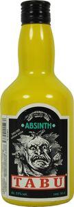Tabu Absinth Dry Anisfrei Bitterspirituose 0,5 Liter