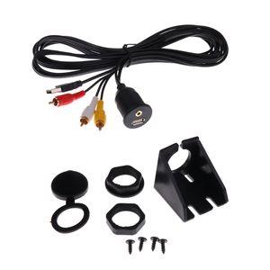 Autos, andere Fahrzeuge Verlängerungskabel für USB / AUX 3RCA Zubehöreingang