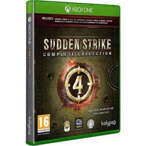 Sudden Strike 4 Schließe das Spiel Xbox One ab
