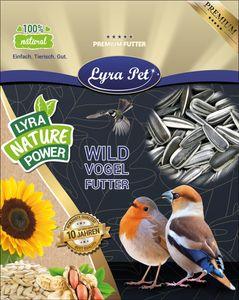 25 kg Lyra Pet® Sonnenblumenkerne gestreift HK Deutschland