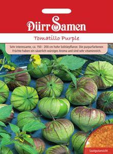 Obst-Tomate Tomatillo Purple