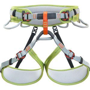 Climbing Technology Ascent Gurt grey/green Größe L/XL