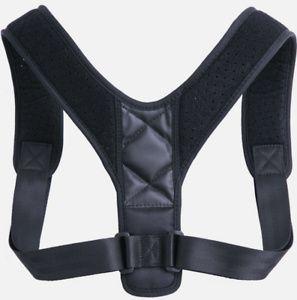 Schultergurt Rückengürtel Rückenbandage Haltungskorrektur Geradehalter Gürtel