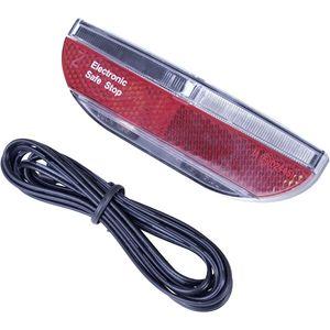 Spanninga Vivo LED Rücklicht Bolzenabstand 80 mm inkl. Kabel Fahrradlicht Standlicht Dynamo