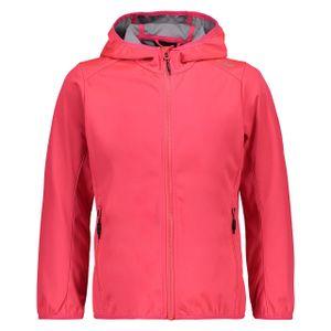 CMP Mädchen Softshelljacke Fix Hood mit Taschen GLOSS 152
