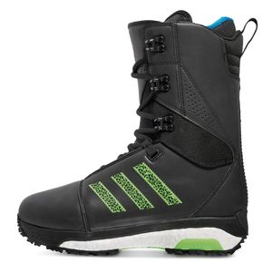 adidas Tactical Boost B27529 Herren Snowboard Boots Schwarz , Größe: EU 41 1/3 UK 7.5