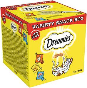 Dreamies Mixbox 12x 60g
