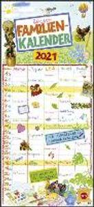 Gabi Kohwagner Unser Familienkalender Kalender 2021