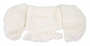 Plus kopfstütze Kleinkind Schaf 35 cm weiß