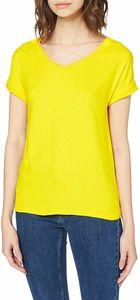 Street One Damen T-Shirt A314631 Shiny Yellow