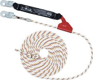 Mitlaufendes Auffanggerät MAS SK 12 EN353-2 L.15m Seil-D.12mm MAS
