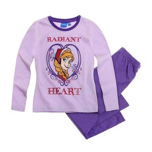 Disney Die Eiskönigin Pyjama violett