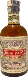 Don Papa Rum 7 Years Old 40% Vol. 0,2 l