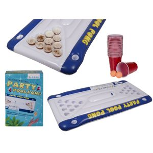 Out of the Blue Luftmatratze, Pool Pong Game