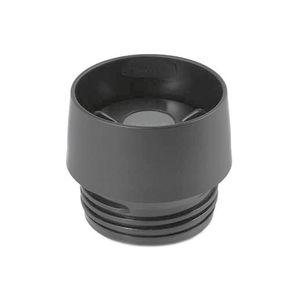 EMSA 513857 Travel Mug Ersatzdeckel für Thermobecher 0,36 Liter & 0,5 Liter, schwarz