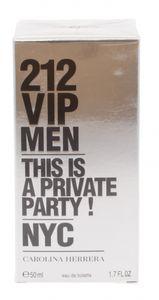 Carolina Herrera 212 VIP Men - Man 50 ml Eau de Toilette EDT