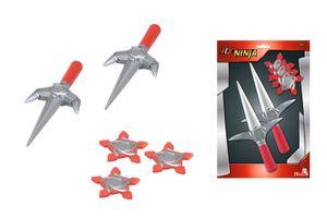 Simba Next Ninja Messer und Wurfsterne; 108042239