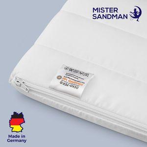 Matratzentopper aus Visco Memory Foam - Orthopädische Matratzenauflage für jede Matratze -  Matratzenauflage 180x200