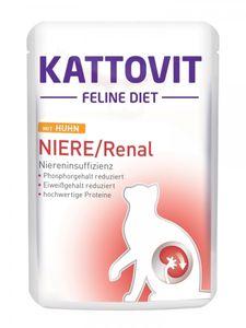 Kattovit Niere/Renal Huhn 85gP