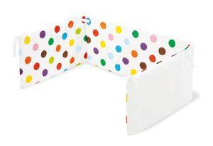 Nestchen für Kinderbetten 'Dots'