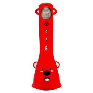 TOSINGX3 Drahtloses Bluetooth-Karaoke-Mikrofon fš¹r Kinder Geburtstagsgeschenke fš¹r M?dchen Teenager Jungen Bluetooth-Kinder-Karaoke-Maschine