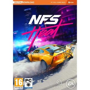 Electronic Arts Need for Speed: Heat (PC), PC, Multiplayer-Modus