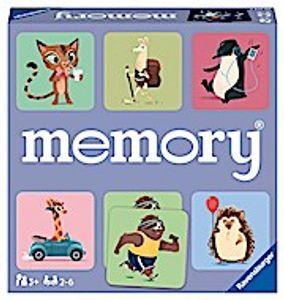Ravensburger Happy Animals Memory