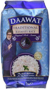 Daawat Basmati Reis 1Kg aus Indien Aged Rice