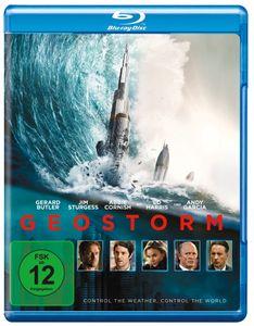 Blu-ray Disk  Geostorm - Erscheinungsdatum 12.04.18