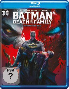 DCU: Batman - Death in the Family (BR) Min: 129DDWS - WARNER HOME  - (Blu-ray Video / Animationsfilm)
