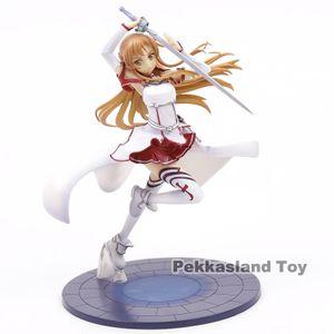Schwertkunst Online Asuna Ritter des Blutes Ver. 1/8 Maßstab PVC Figur SAO Sammlung Modell Spielzeug Puppe