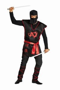 RUBIE'S Ninja Krieger, Größe 56
