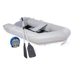 Crenex 230cm für 2 Personen Schlauchboot Paddelboot Sportboot Angelboot Ruderboot
