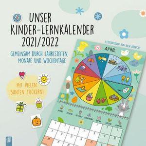 Unser Kinder-Lernkalender 2021/2022