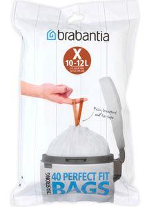 Brabantia PerfectFit Müllbeutel Typ X 12 L, 40 St.