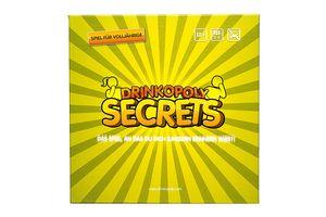 Drinkopoly Secrets Trinkspiel Saufspiel Brettspiel Partyspiel Gesellschftsspiel Deutsch