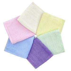Ko&Pro Hygienische Bambus Tücher | 6x Waschlappen 25x25 cm | Inklusive Zwei Reinigerrezepte | Allzwecktücher Babywaschlappen Abschminktücher Reinigungstücher Gästehandtücher