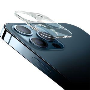 Kamera Objektiv HD+ 9H Glas Ultra Kameralinse Panzer Schutz Glas für Apple iPhone 12 Pro Max