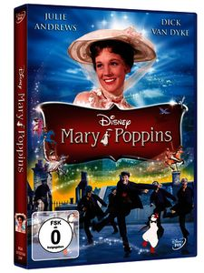 Disney - Mary Poppins Jubiläumsedition [DVD]