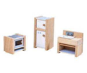 Haba Little Friends Puppenhaus-Möbel Küche